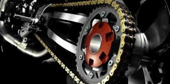 KLR650 Drive Chain Control