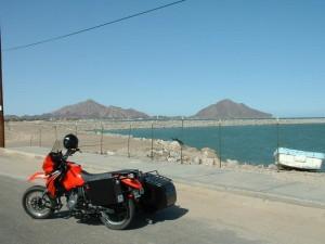 San Felipe harbor