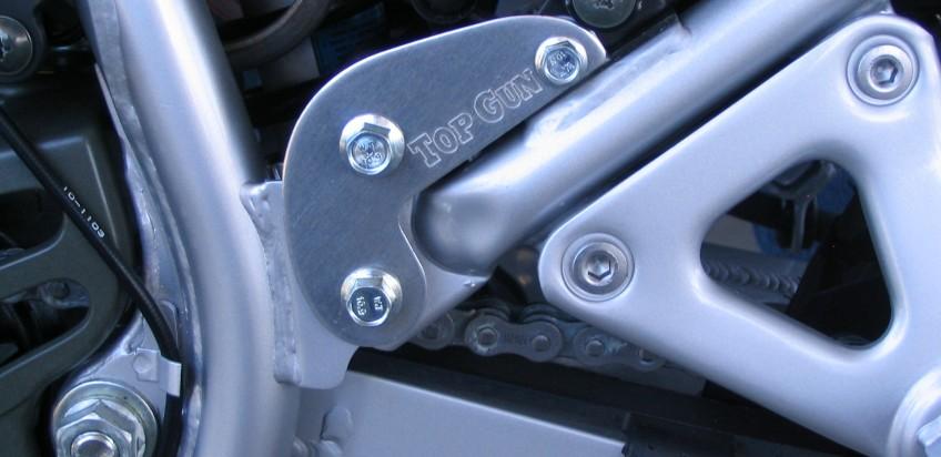 KLR-650 Upper Chain-Wheel Kit