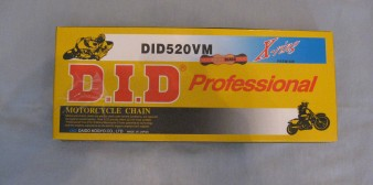 DR650 Final Drive Chain – 520