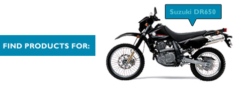 Choose Suzuki DR650