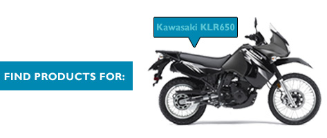 Choose Kawasaki KLR650
