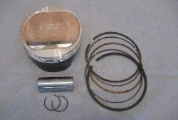 Late model DR650 German Piston Kit