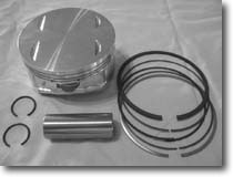 Late Model DR650 Piston Kit