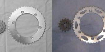 DR650 Sprockets