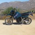 Rod's 1999 KLR650