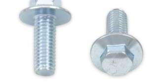 Fasteners That Hold: Flange Bolts are In; Flat Washers are Out