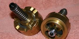 Adjustable Pre-Load Fork Caps