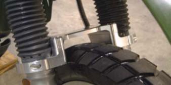 "Setting Up KLR650 ""A"" Front Forks"