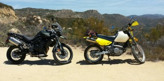 More on Knobby Shod Sports-Tourers
