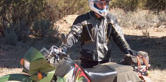 Elden Tops 200,000 Miles on KLR-650's!