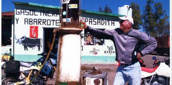 Baja Dirt Bike Riding in the 1970's: Fill 'er up!